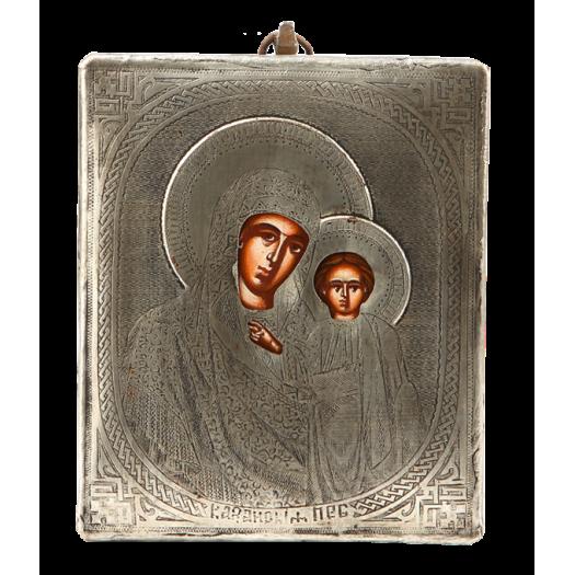 Ікона Богородиця Казанська