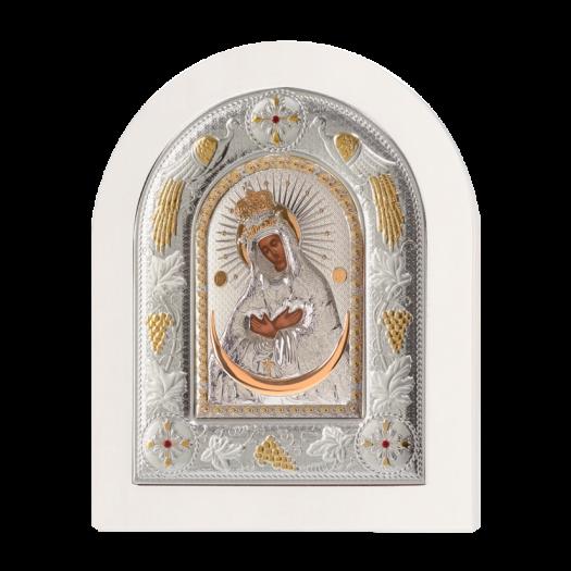 Ікона Богородиця Остробрамська