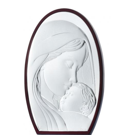 Католицька ікона Діва Марія з Немовлям