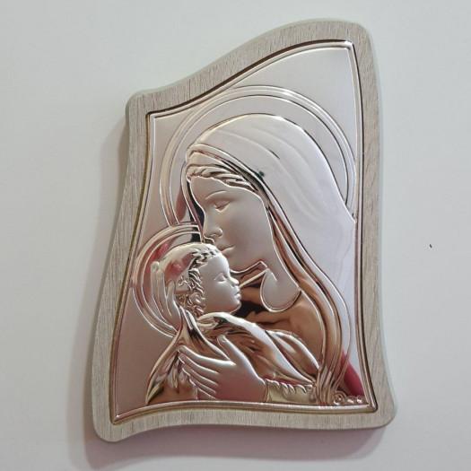 Богородиця з немовлям