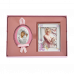 Дитячий набір Марія з немовлям та рамочкою Кіт та Курчатко для дівчинки
