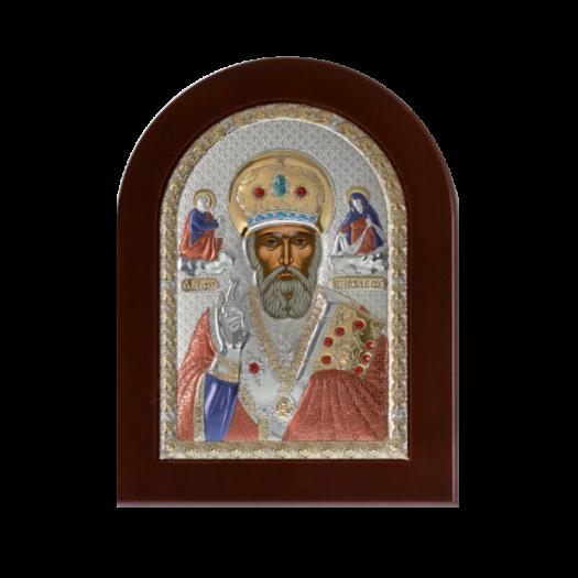 Ікона Святий Миколай Чудотворець з магнітом