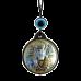 Ікона брелок Святий Миколай на шнурку