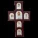 Хрест з іконами
