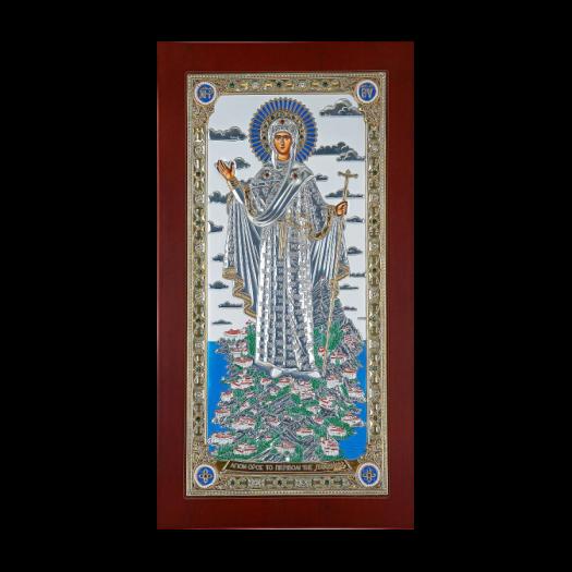 Ікона Богородиця Святої Гори Афонської