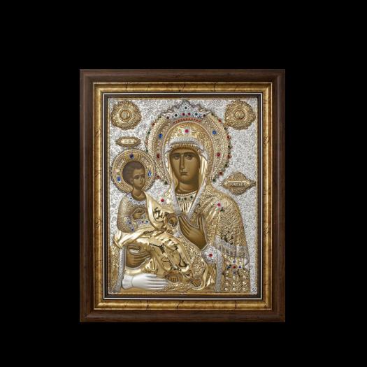 Ікона Троєручиця