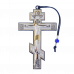 Хрест з розп'яттям на шнурку