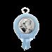 Дитяча ікона коло Марія з немовлям