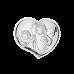 Ікона дитяча Янголи на магніті