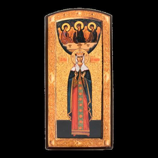 Ікона іменна Людмила