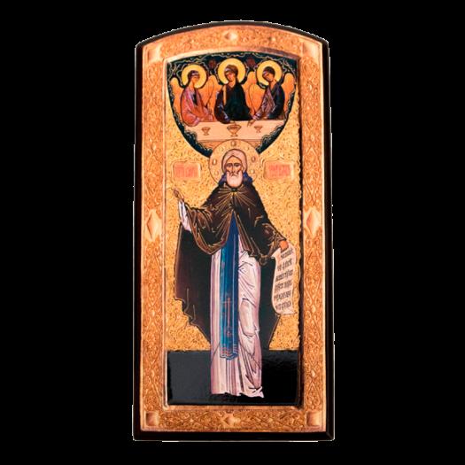 Ікона іменна Сергій Радонезький