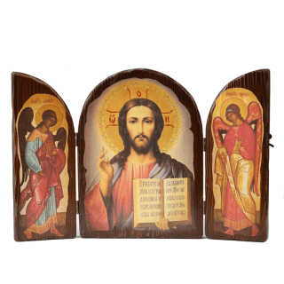 Триптих з Іісусом Христом