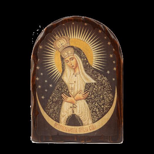 Ікона з Остробрамською Божою Матір'ю
